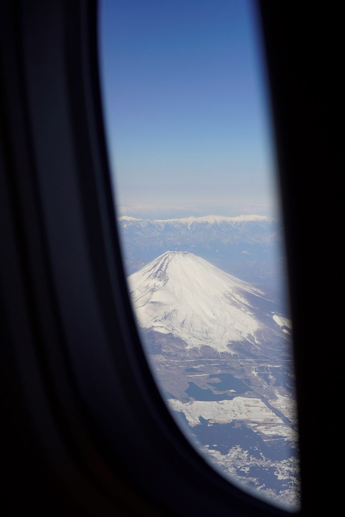 2018-01-27, Haneda to Osaka